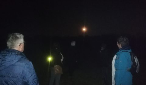 volle maan wandeling